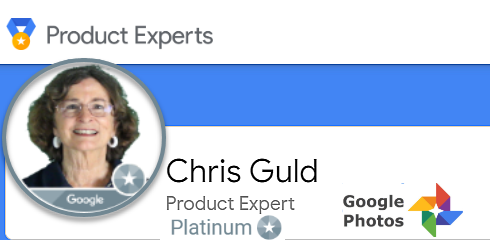 Chris Gule Google Photos Product Expert
