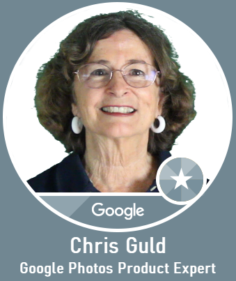 Chris Guld Google Photos Product Expert