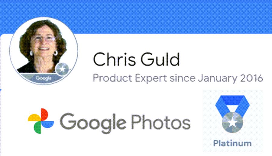 Chris Guld Google Product Expert