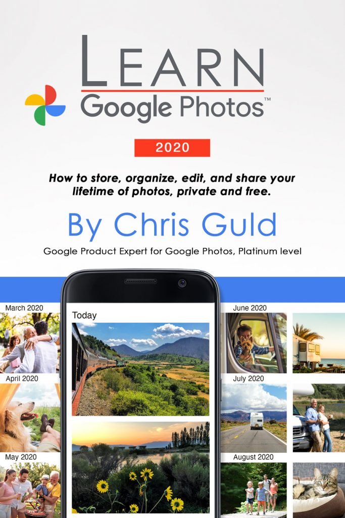 Learn Google Photos Book cover